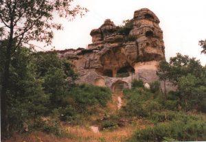 Vistas de la cueva de San Miguel