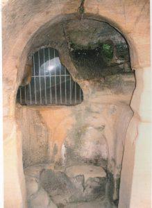 cierre del eremitorio de Presillas