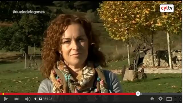 """Casa rural La Toba participa en el programa """"Duelo de fogones"""" de Televisión Castilla y León"""