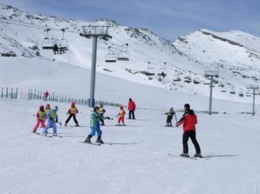 Alto Campoo Ski resort
