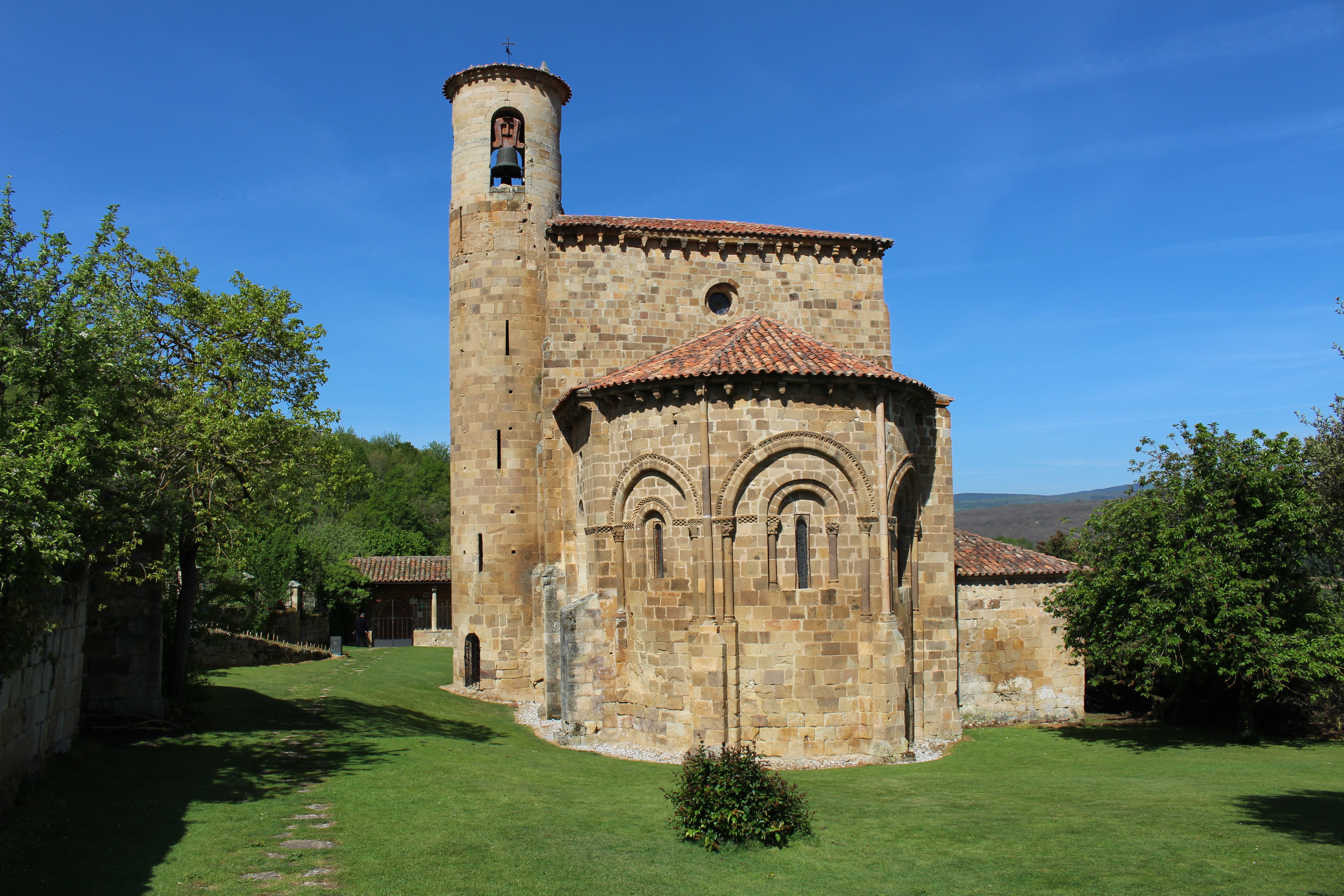 Colegiata San Martín de Elines - Ruta Orbaneja del Castillo