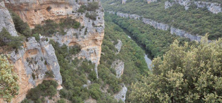 Ruta Pesquera de Ebro, Orbaneja del Castillo, San Martín de Elines y eremitorio de Presillas