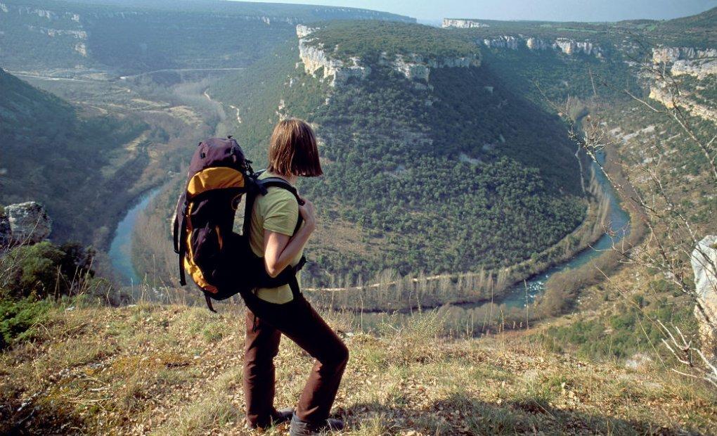 rutas senderismo Cañones del Ebro