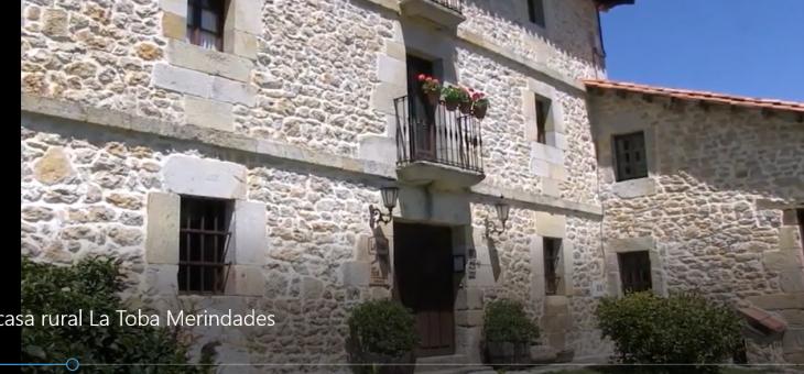 Vídeo de casa rural La Toba en Merindades Burgos